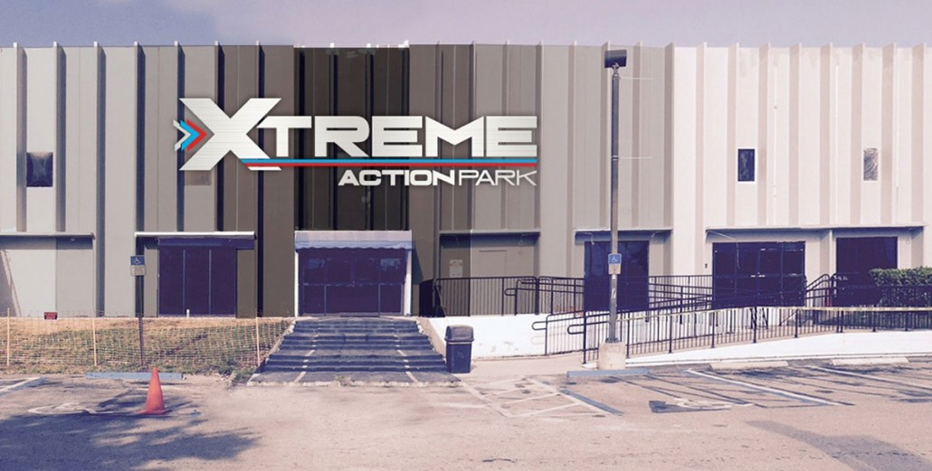 xtreme action park family entertainment center exterior design AFTER picture