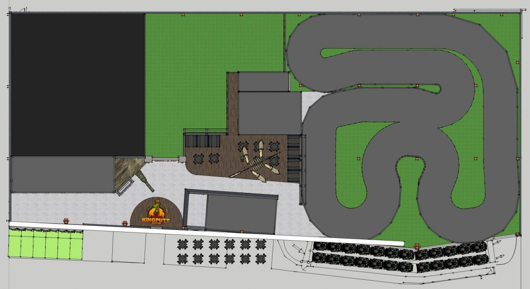 family entertainment center master plan